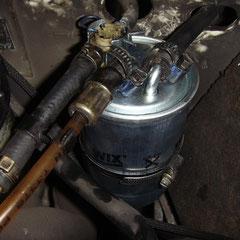 Dieselfilter...