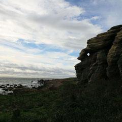 Fife Coastal Path zwischen Crail und Anstruther