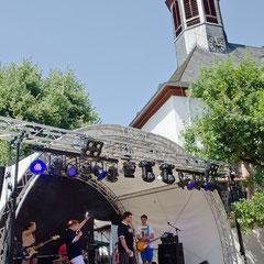 Kirchgarden Festival Bauschheim