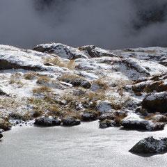 2016:  Early winter in Graubünden (Switzerland)
