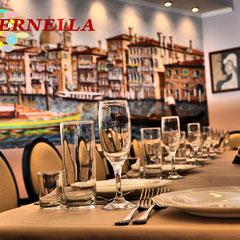 Банкетный зал кафе Тавернелла