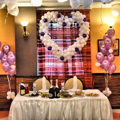 Свадьбы, юбилеи, детские праздники в кафе Тавернелла