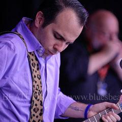 Daniel De Vita Band sp. guest JJ Cleanhead - 28. BluesBaltica/Bluesfest Eutin 2017