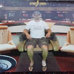 Original Stuhl Raumschiff Enterprise
