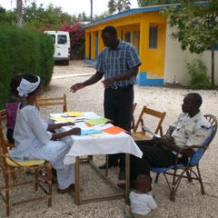Workshop im Headquarter