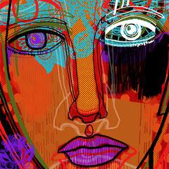 muchacha en rojo (edición agotada)