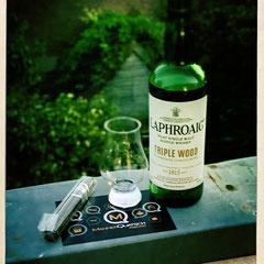 In Folge #81-S des Männerquatsch Podcast, sprechen wir über die Macanudo Inspirado Black - Zigarre und den Laphroaig Triple Wood - Whisky