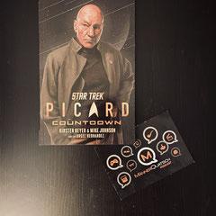 In Folge #85 des Männerquatsch Podcast, sprechen wir über den Star Trek: Picard: Countdown Comic