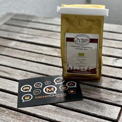 """In Folge #71 des Männerquatsch Podcast sprechen wir über """"Indonesien Mandheling Sumatra Bio"""" Kaffee."""