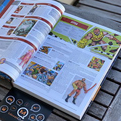 In Folge #73 des Männerquatsch Podcast sprechen wir über das Buch: He-Man and the Masters of the Universe: A Character Guide and World Compendium.