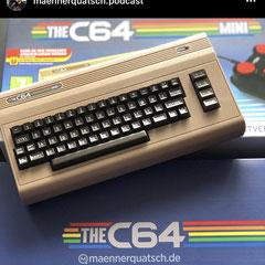In Folge #108 des Männerquatsch Podcast, geht es u.a. um den Nachfolger des TheC64 Mini, den TheA500 Mini.