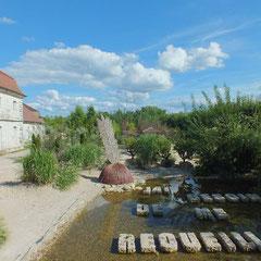 Saline Royale d'Arc et Senans - gite de tres bayard - saint claude - jura