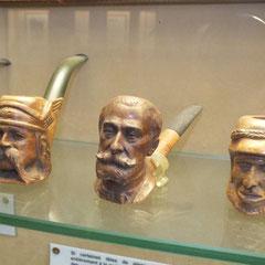 Musée de la pipe, du diamant et des lapidaires - gite de tres bayard - saint claude - jura