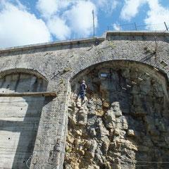 Accrobranche au Fort des Rousses - gite de Tres Bayard location de vacances et week end - Saint Claude - Jura