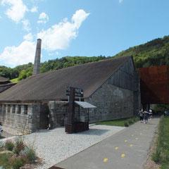 Saline de Salin les Bains - gite de tres bayard - saint claude - jura