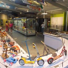 Musée du jouet à Moirans - gite de tres bayard - saint claude - jura