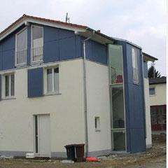 Planung und Bauleitung 4 Einfamilienhäuser 4 Doppelhäuser mit Garagen. Inning am Ammersee