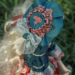 тряпиенса корейская куколка сделана на заказ. Подарок Маслик Ольга