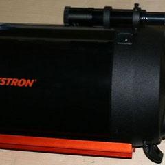 Celestron C8 XLT con riduttore e diagonale.