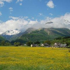 Vallée du gave d'Azun