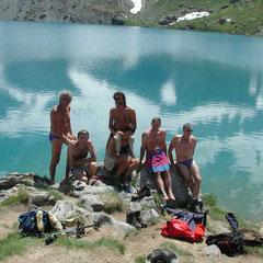 Parc du Queyras (lac Sainte-Anne)
