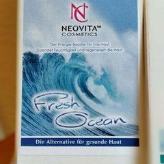 NeoVita - Fresh Ocean Maritim Active Mask mit regenerierender Grünalge, Blaualge und dem Salz vom Toten Meer, Ocean Breeze Essence spendet Feuchtigkeit - 39,90 EUR