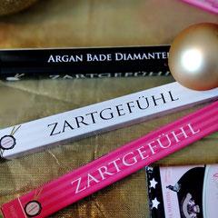 "Zartgefühl - Bade-""Diamanten"" mit Sheabutter - 15,95 EUR"