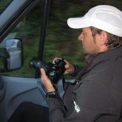 Erwin als Fotograf