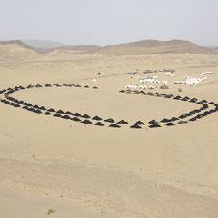 Berber Zeltlager