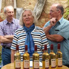 Gertrud Walenda, NABU Bad Nauheim, erinnert sich noch genau an die Eigentumsprobleme bei den Streuobstwiesen am Johannisberg: Staatsbad oder Stadt