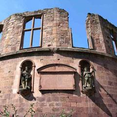 Heidelberg, Dicker Turm - © Traudi