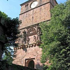 Heidelberg, Nordturm - © Traudi