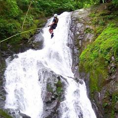 11 Waterfalls Zipline tour
