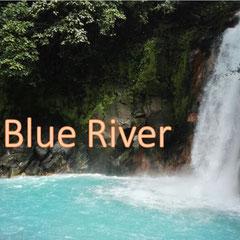 Light Blue River