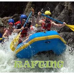 Rafting en Quepos