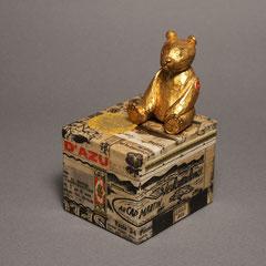 Antique golden Bear