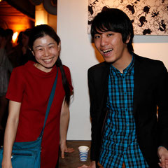 ミュージシャンはいいな 『世界は考える』出版記念レセプション Photo by Song Min Soo