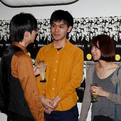 日経新聞の仲間たち 『世界は考える』出版記念レセプション Photo by Song Min Soo