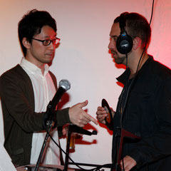 DJ交代 『世界は考える』出版記念レセプション Photo by Song Min Soo