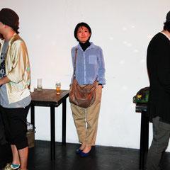倫敦からおかえりなさい 『世界は考える』出版記念レセプション Photo by Song Min Soo