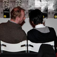 日米首脳会談 『世界は考える』出版記念レセプション Photo by Song Min Soo