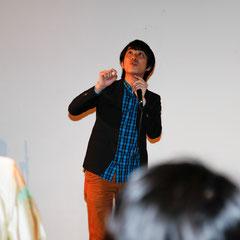 ぽーん 『世界は考える』出版記念レセプション Photo by Song Min Soo