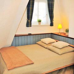Witt Hingst Wohnung 8, kleines Schlafzimmer