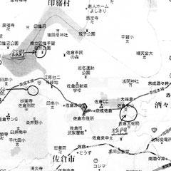 幕末における佐倉藩の武家屋敷開発地