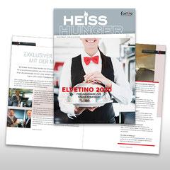 Kunde: Elvetino / Auftrag: Newsletter