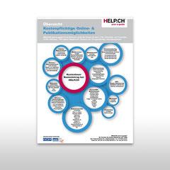 Kunde: Help.ch / Auftrag: Infoplakat