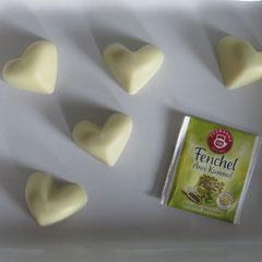 Fenchel-Anis-Kümmel-Seife mit Aloe Vera