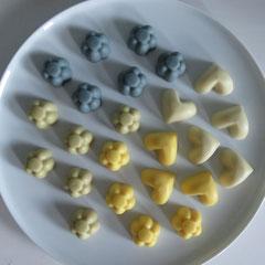 Teebeutel-Tee-Seife mit Aloe Vera