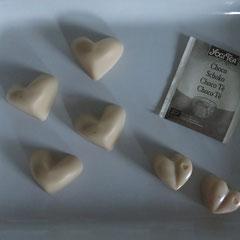 YogiTee-Choco-Seife mit Aloe Vera