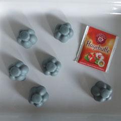 Hagebutten-Seife mit Aloe Vera